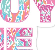 buy me lilly Sticker