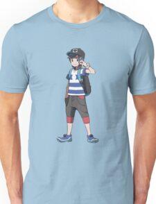 Pokémon Sun and Pokémon Moon - Trainer (Male) Unisex T-Shirt