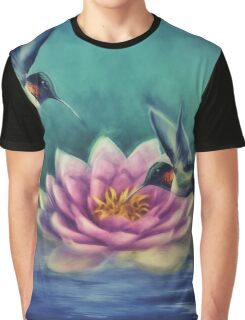 Lotus Flower 2 Graphic T-Shirt