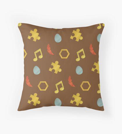 Banjo-Kazooie Collectibles Throw Pillow