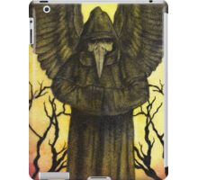 Plague Doctor iPad Case/Skin