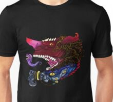 Toothy Demon Unisex T-Shirt
