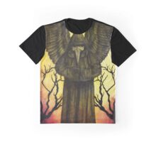 Plague Doctor Graphic T-Shirt