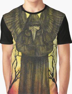 Plague Doctor Graphic T-Shirt