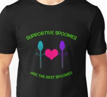 Supportive Spoonies Unisex T-Shirt