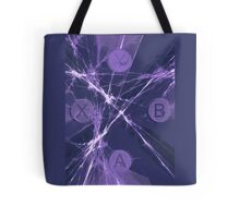 XBox Controller  Violet Tote Bag