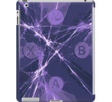 XBox Controller  Violet iPad Case/Skin