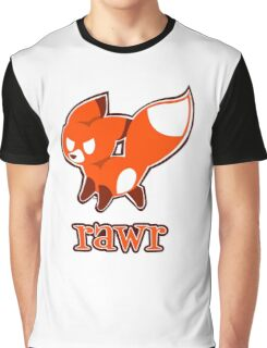 Rawr Graphic T-Shirt