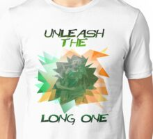 Shane Long Irish International Euro 2016 - Unleash the Long One Unisex T-Shirt