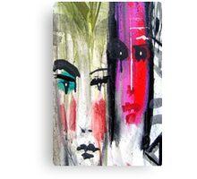 emotions 1 Canvas Print