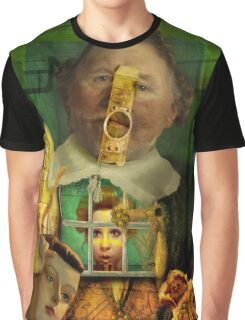 The Importance of Being Ernest (Collaboration) Graphic T-Shirt