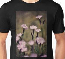 Purple blossoms Unisex T-Shirt