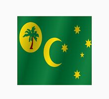 Cocos (Keeling) Islands flag Unisex T-Shirt