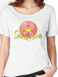 -Sailor Moon- Women's Relaxed Fit T-Shirt