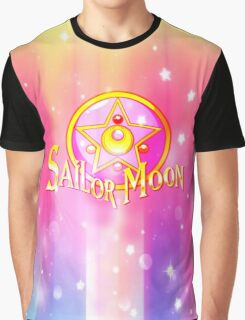 -Sailor Moon- Graphic T-Shirt