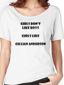 Girls like Gillian Women's Relaxed Fit T-Shirt