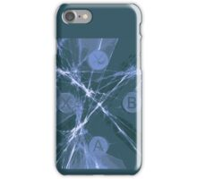 XBox Controller Teal iPhone Case/Skin