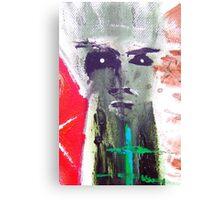 emotions 6 Canvas Print