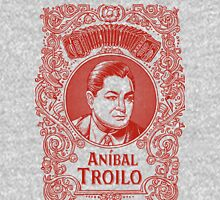 Anibal Troilo in Red Tank Top