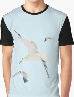 1989 Seagulls Graphic T-Shirt