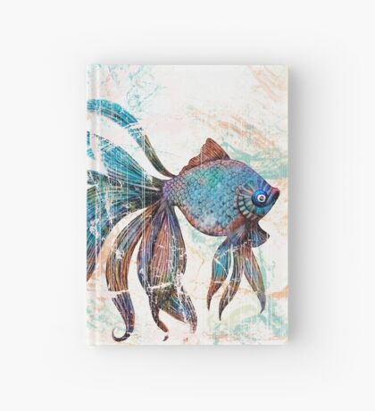 rainbow fish Hardcover Journal