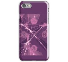 XBox Controller  Purple iPhone Case/Skin