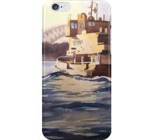 Balmain Ferry, Sydney iPhone Case/Skin