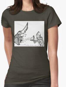 Ultraman X Knifehead Womens Fitted T-Shirt