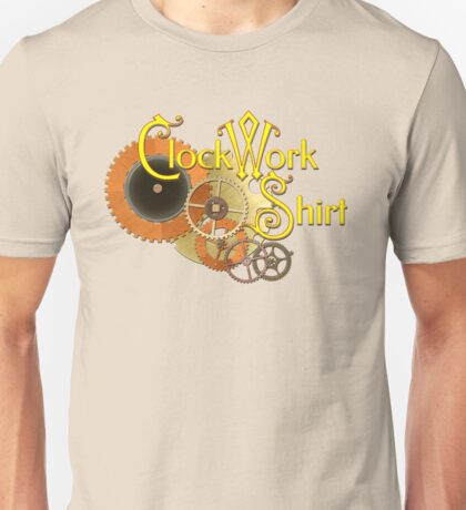 Clockwork Shirt Unisex T-Shirt
