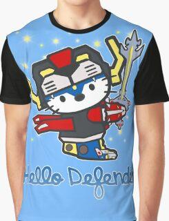 Hello Defender Graphic T-Shirt