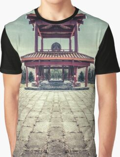 The Oriental Touch Graphic T-Shirt