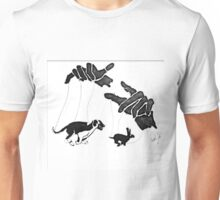 Death inspires me Unisex T-Shirt