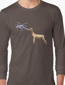 Canine Rotocraft Long Sleeve T-Shirt