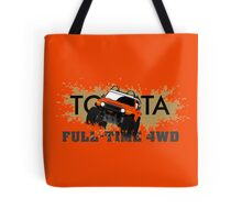 FJ FULL TIME 4WD Tote Bag
