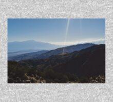 Keys View, Joshua Tree National Park, California One Piece - Long Sleeve