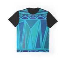 Blue Circus Graphic T-Shirt