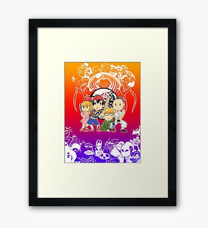 I Believe In You Framed Print