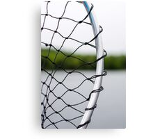 Netting the Horizon (color) Canvas Print