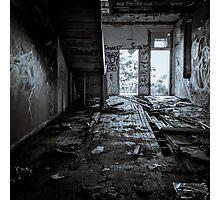 Abandoned and Desolate II Photographic Print