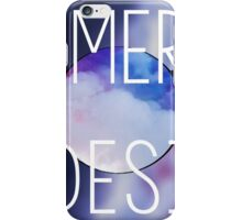 not my artwork (personal use) iPhone Case/Skin