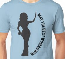 May The Best Woman Win Silhouette Unisex T-Shirt