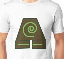 Earth Bender Symbol (Colour) Unisex T-Shirt