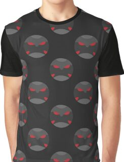 Krimzon Guard Pattern Graphic T-Shirt