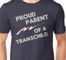 Proud Trans child Parent Unisex T-Shirt