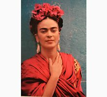 Frida in red Unisex T-Shirt