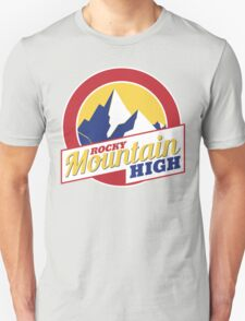Rocky Mountain High Colorado Unisex T-Shirt