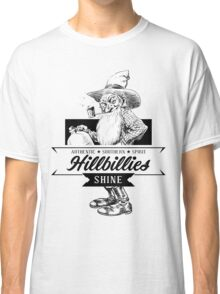 Authentic Southern Spirit Hillbillies Shine Classic T-Shirt