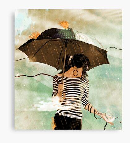 CloudWalker Canvas Print