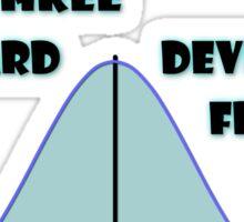 Statistical Diss Sticker