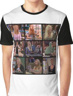 Phoebe Buffay Quotes Graphic T-Shirt